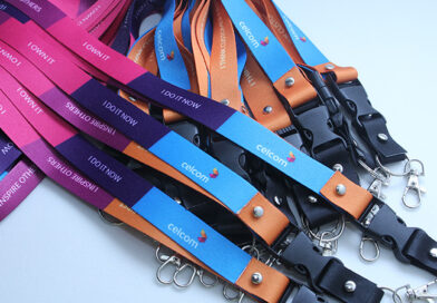 Everyday uses of custom ID lanyards